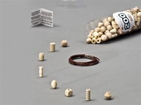 Fädelperlen-Mix spezial 200 Teile (Miniatur)