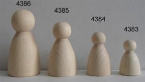 Figurenkegel Bauchig 48 mm hoch