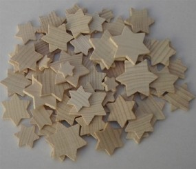Streuteile Sterne (70-teilig)